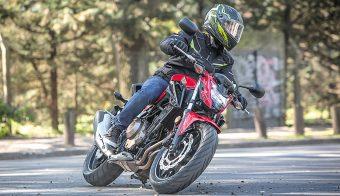 Honda CB500F 20