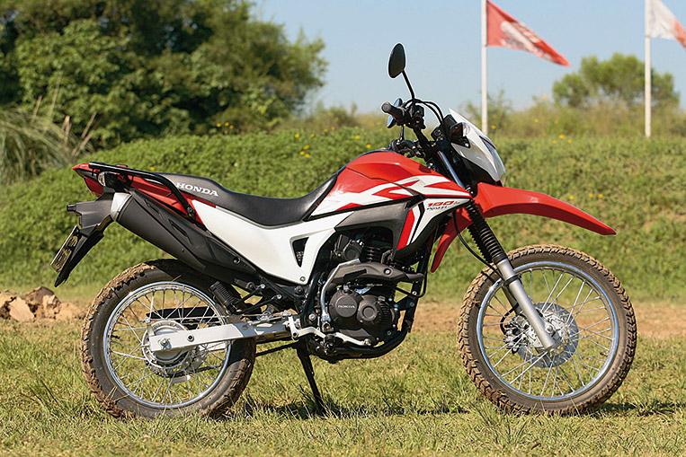 Honda XR190L 13