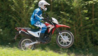 Honda XR190L 15