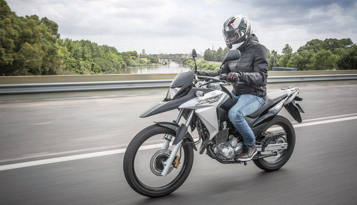 Honda XRE300 2018 5
