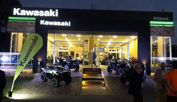 Kawasaki Killamet Pinamar 1
