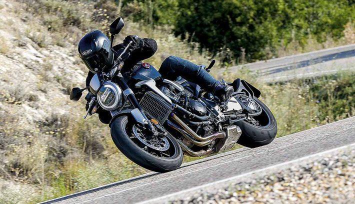 Honda CB1000R 6