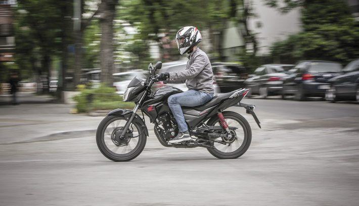 Honda CB125 12