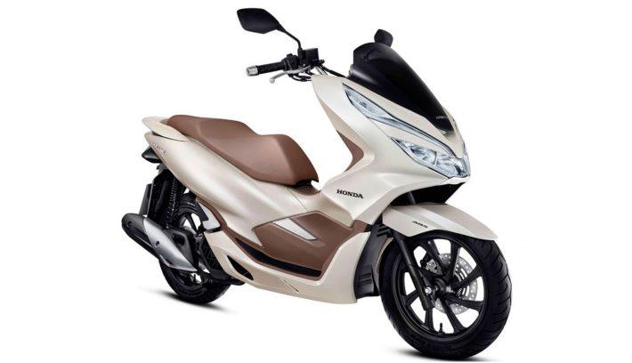 Honda PCX brasil 2019 4