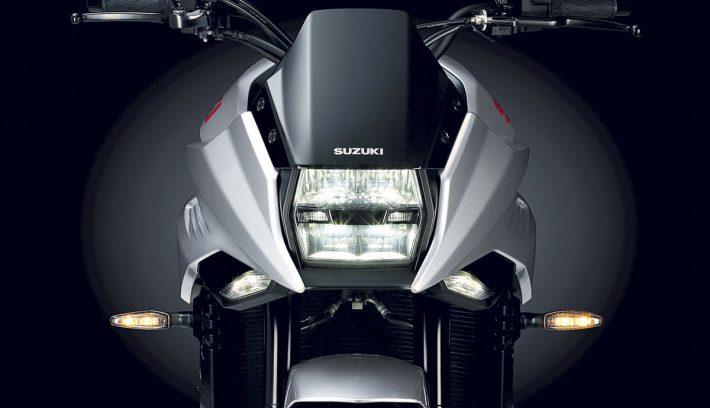 Suzuki Katana GSXS 1000S 9