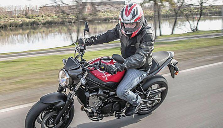 Suzuki SV650 16