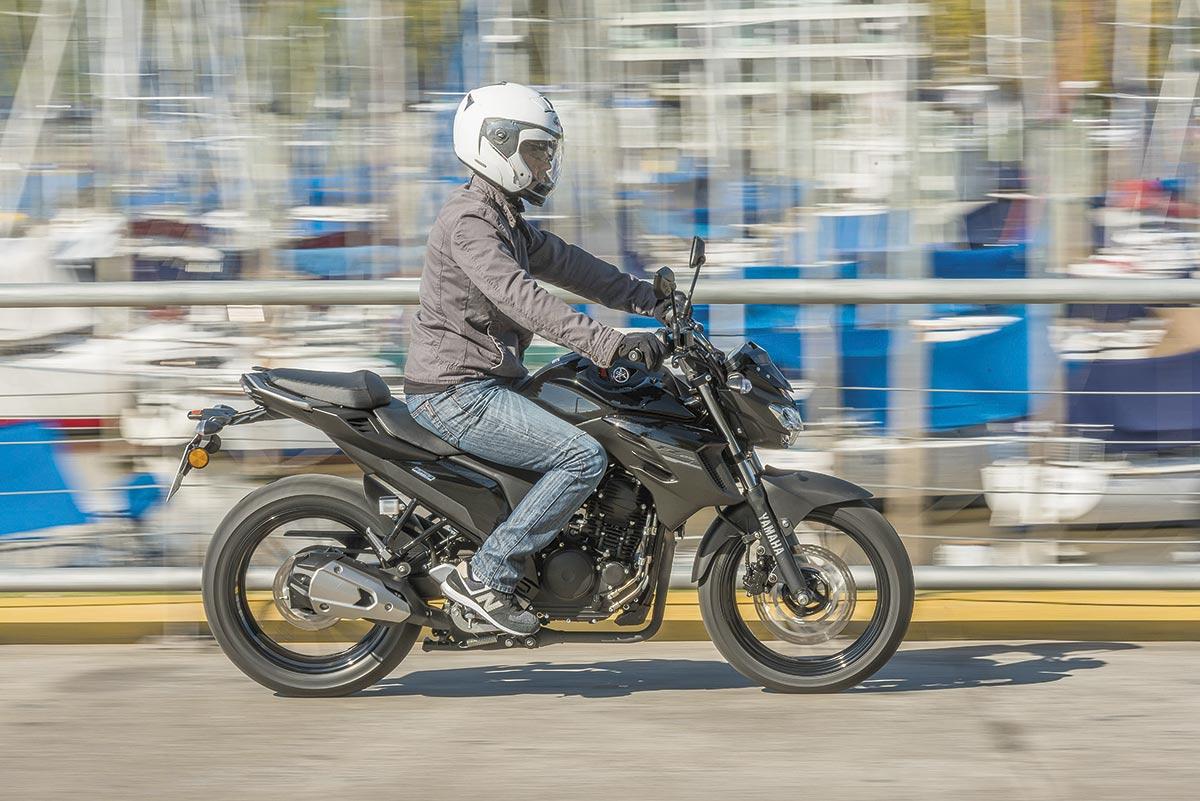 Yamaha FZ 25 10