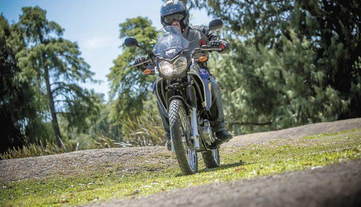 Yamaha XTZ250 Tenere 6