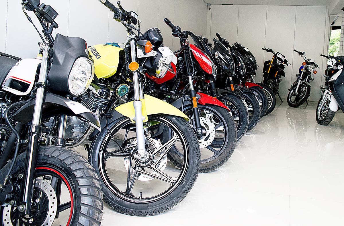 concesionario ventas motos