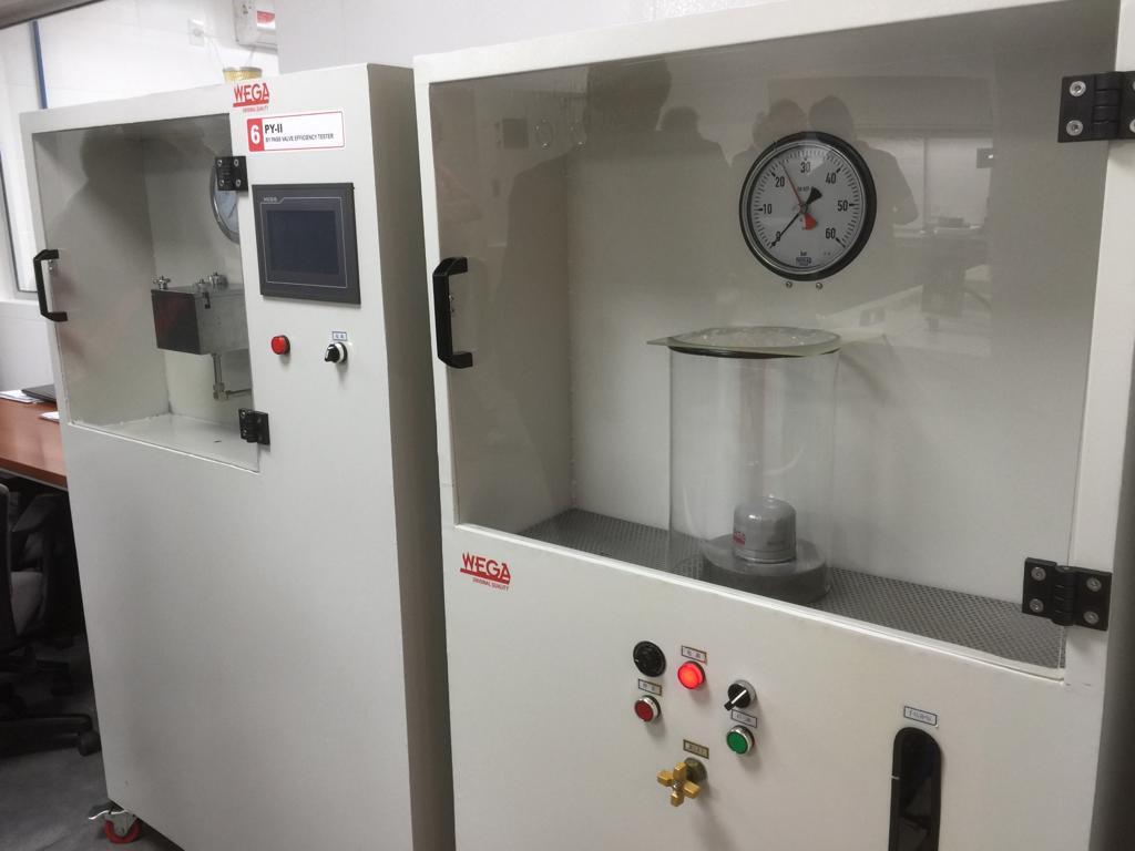 wega nuevo laboratorio 3