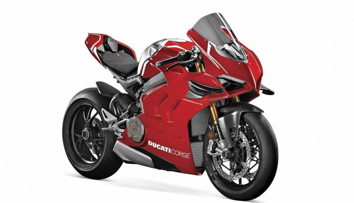 Ducati Panigale V4 R 10