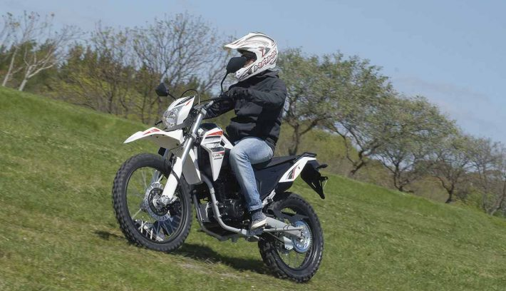 Guerrero GXR 250 1