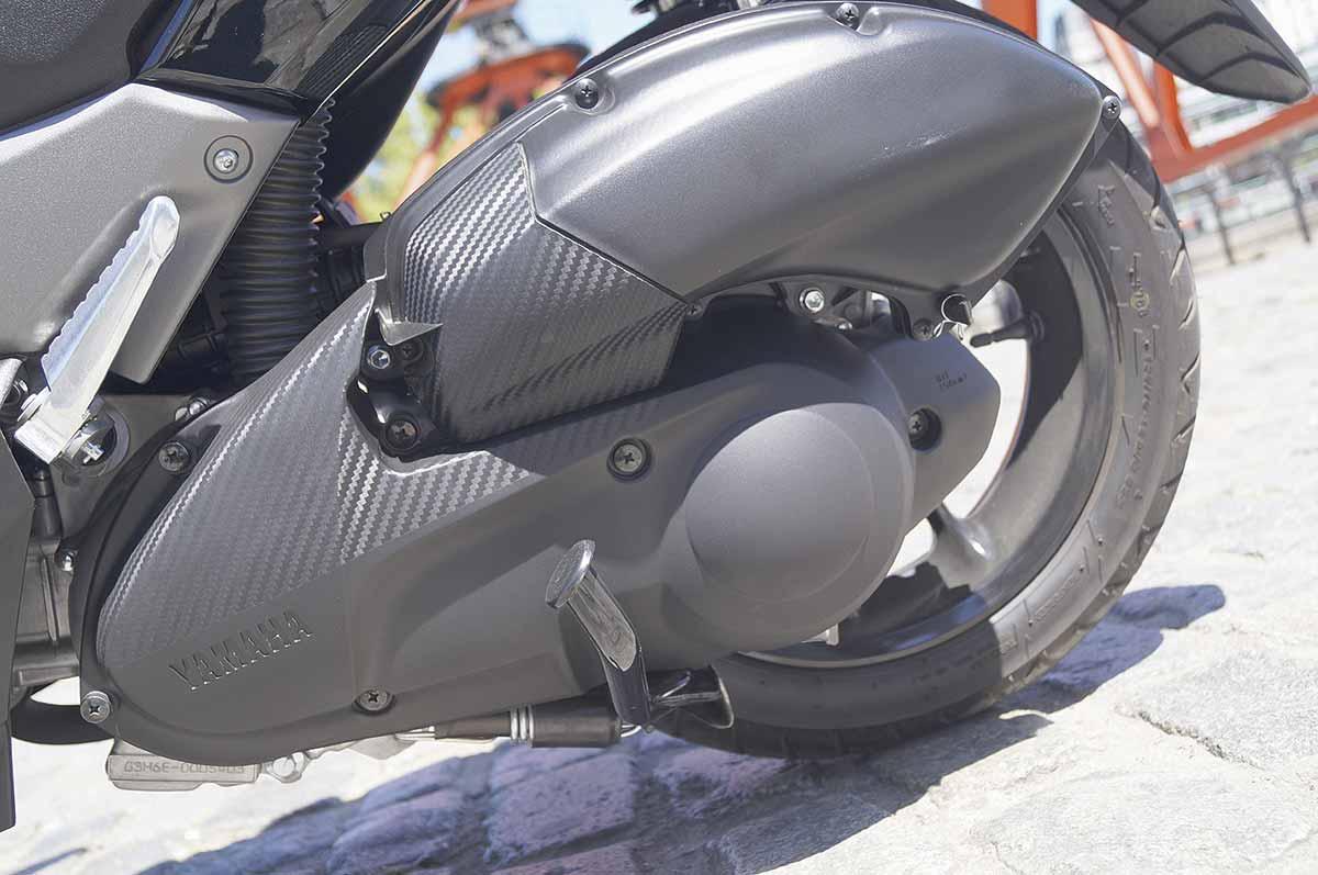 Yamaha NMX 155 5