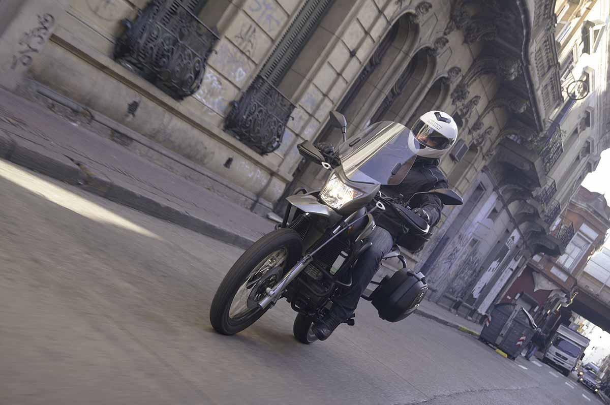 Zanella RZ3 » La Moto