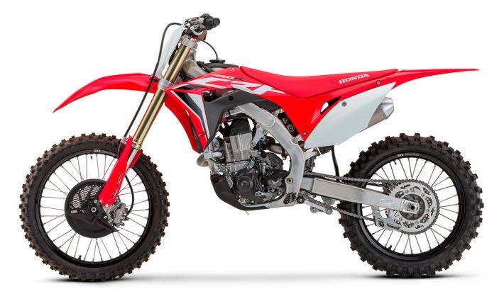 Honda CRF 450 2020 3