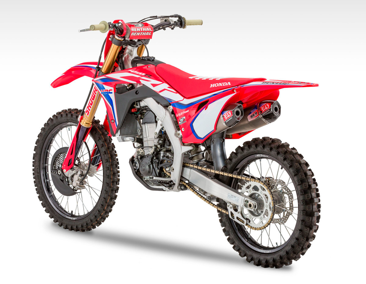 Honda CRF 450 WE 2020 2