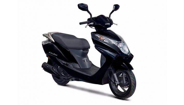 Honda Elite 125 Segunda mano 5 3