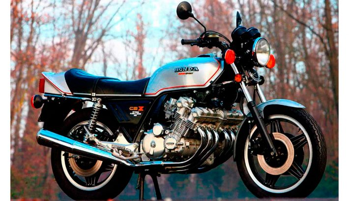 honda CBX 1000 1978 2