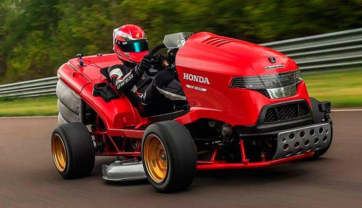 Cortacesped Honda 3