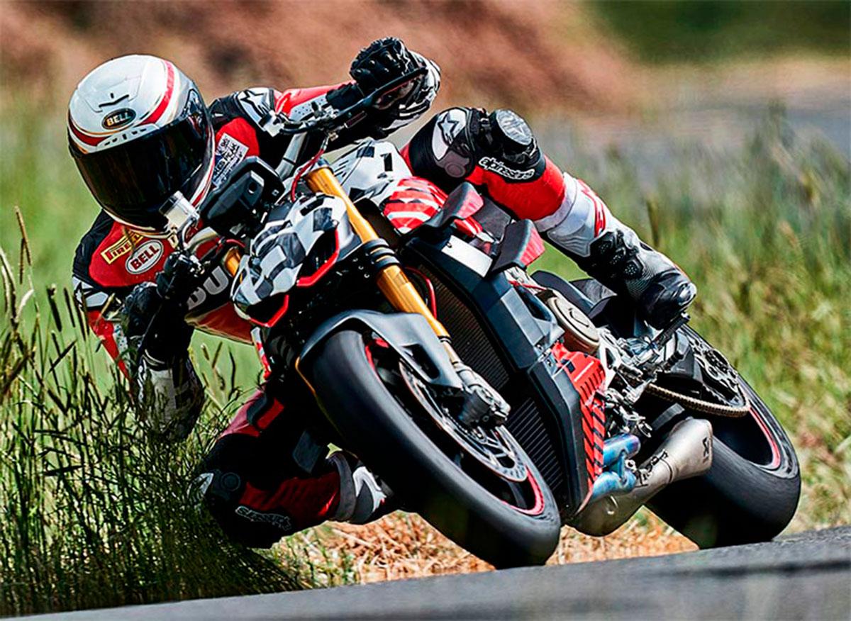 Ducati StreetfighterV4 7