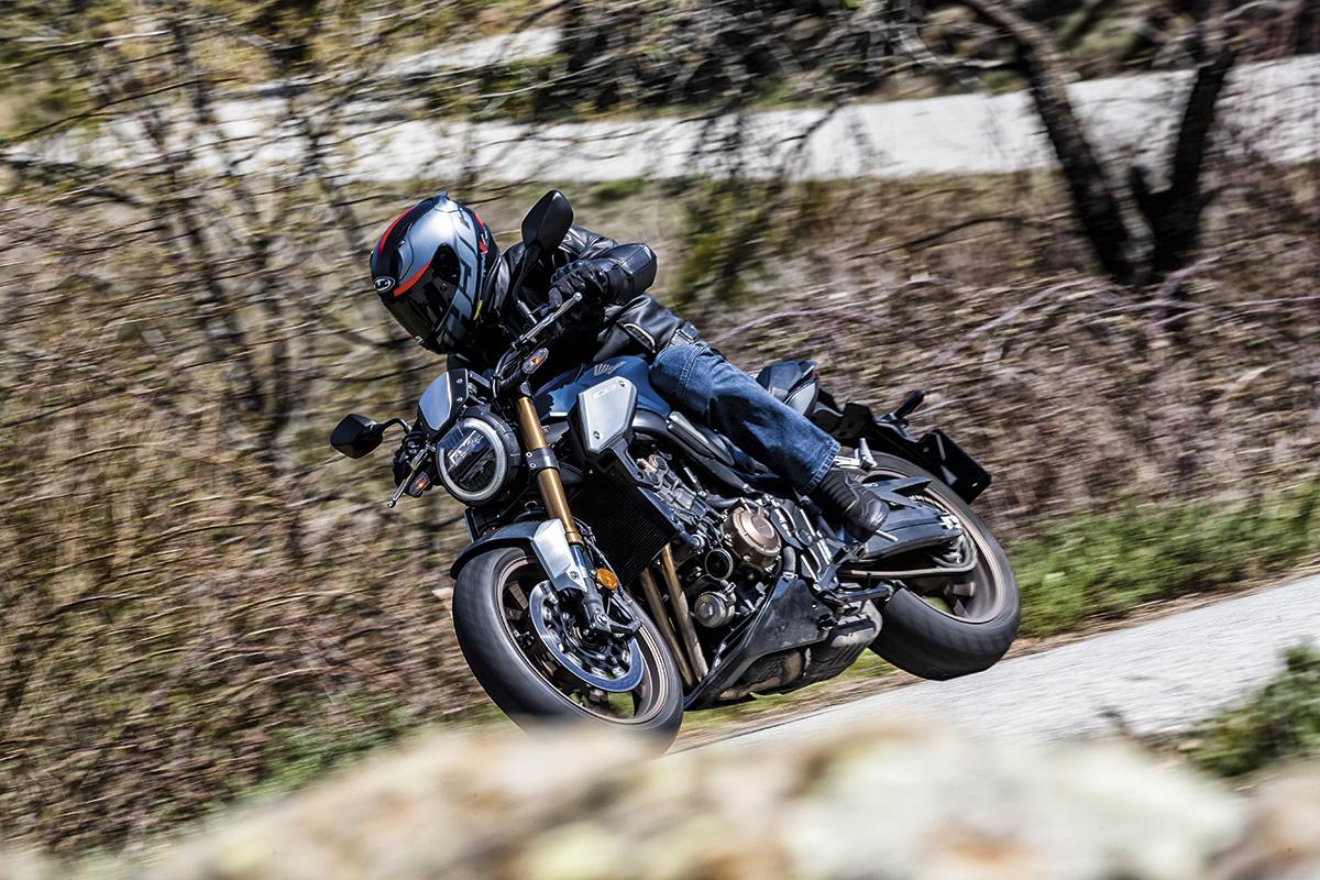 Honda CB500 10
