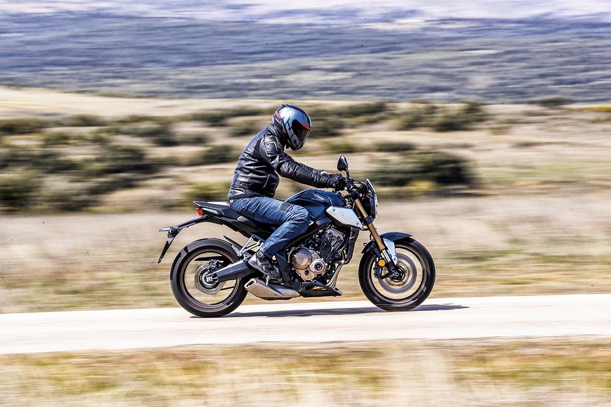 Honda CB500 3