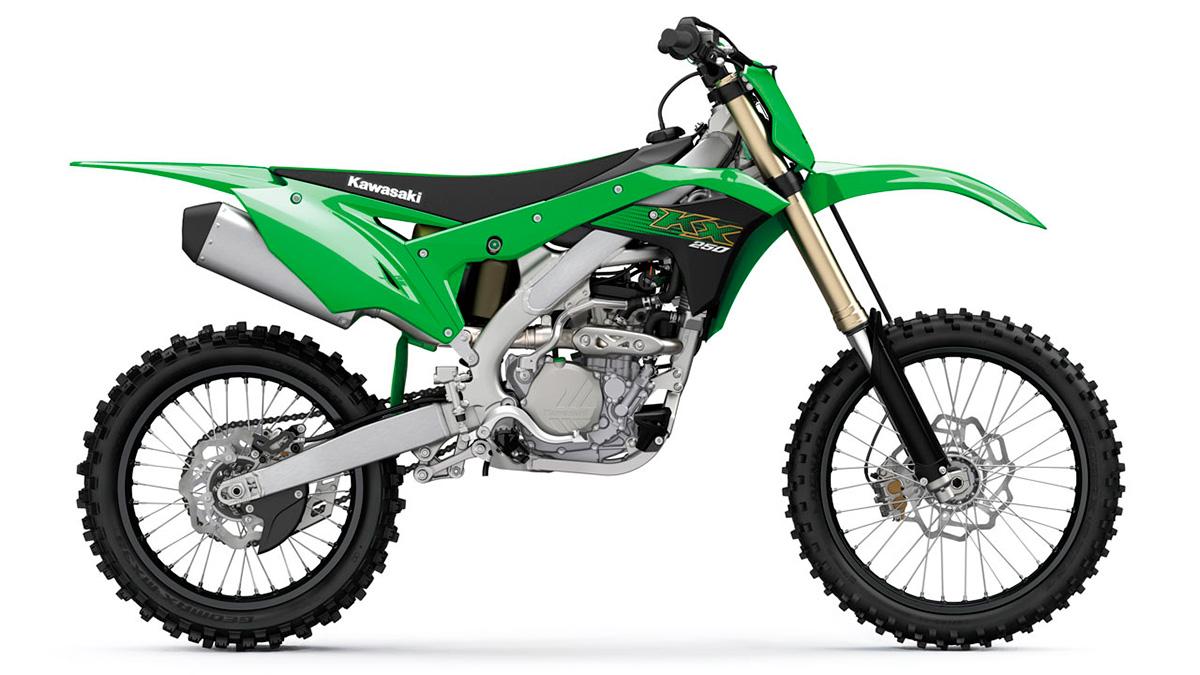 Kawasaki KX 250 2020 5