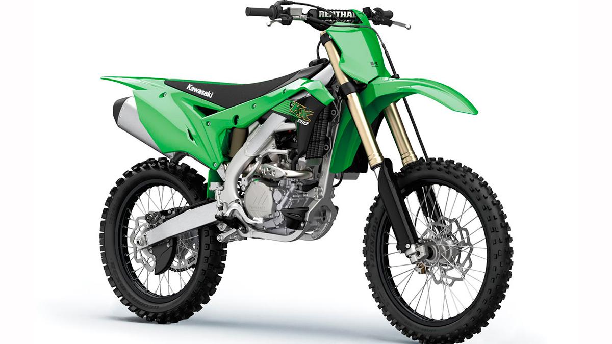Kawasaki KX 250 2020 7