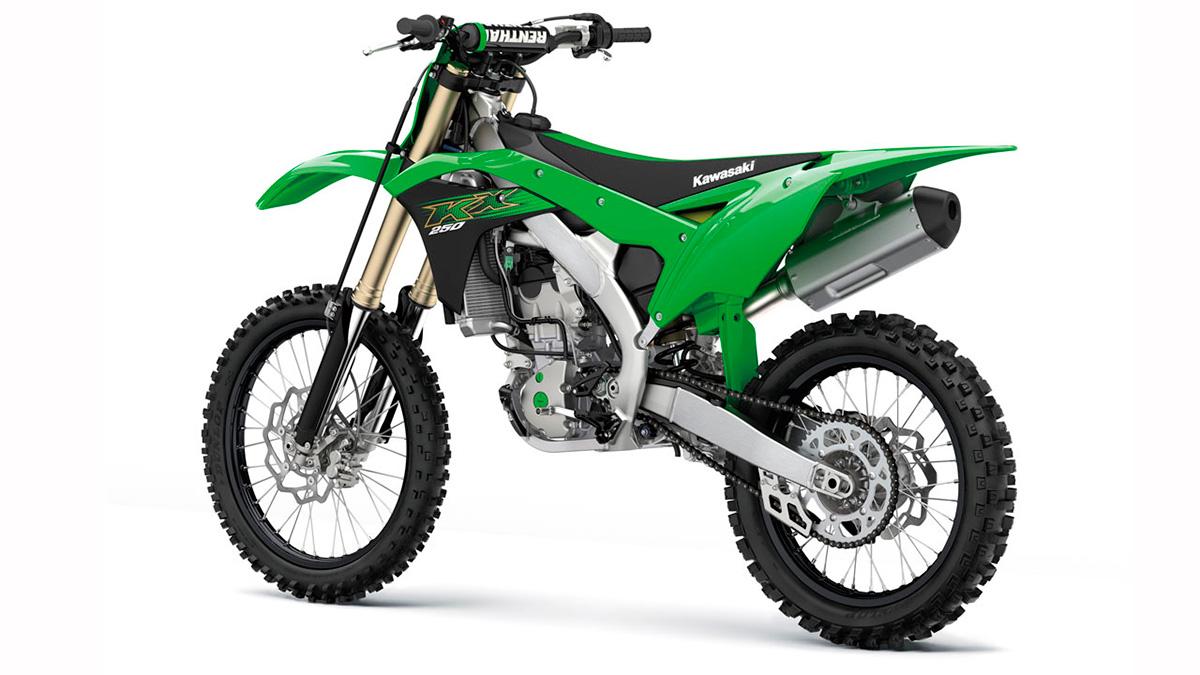 Kawasaki KX 250 2020 8