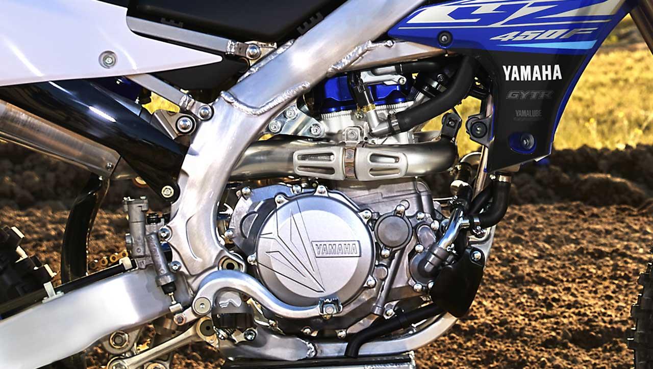 Yamaha YZ 450 2020 2