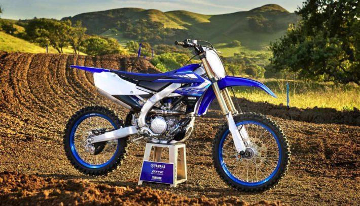 Yamaha YZ 450 2020 4