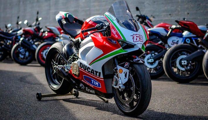 Ducati panigale v4s Nicky Hayden 10