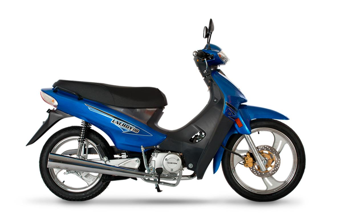 Energy 110 R2 color azul