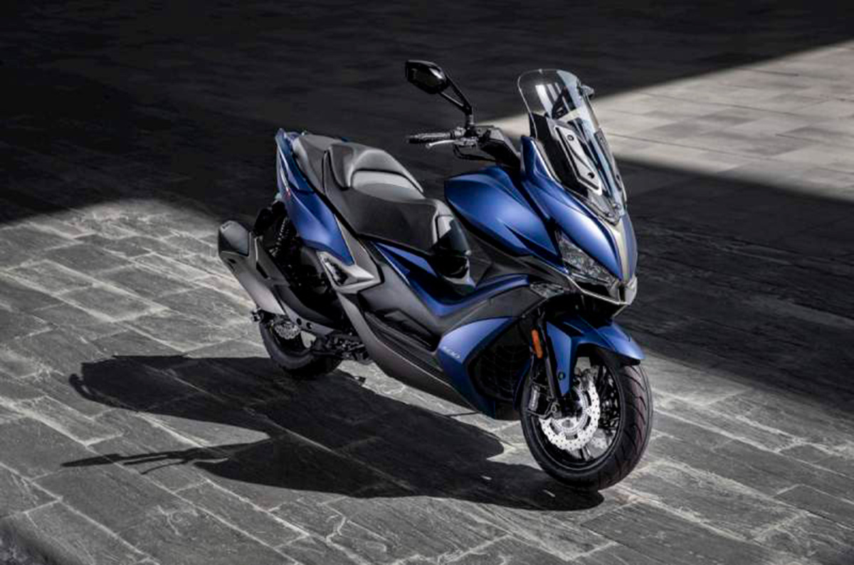 KYMCO Xciting S 400 3 0