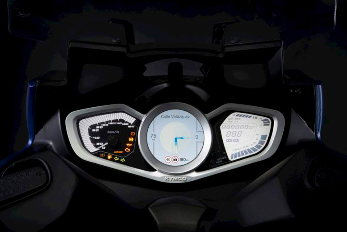 KYMCO Xciting S 400 6