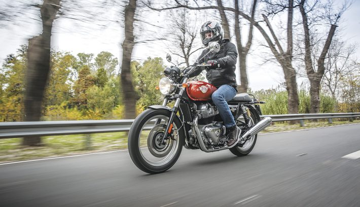 Royal Enfield Interceptor 650 13
