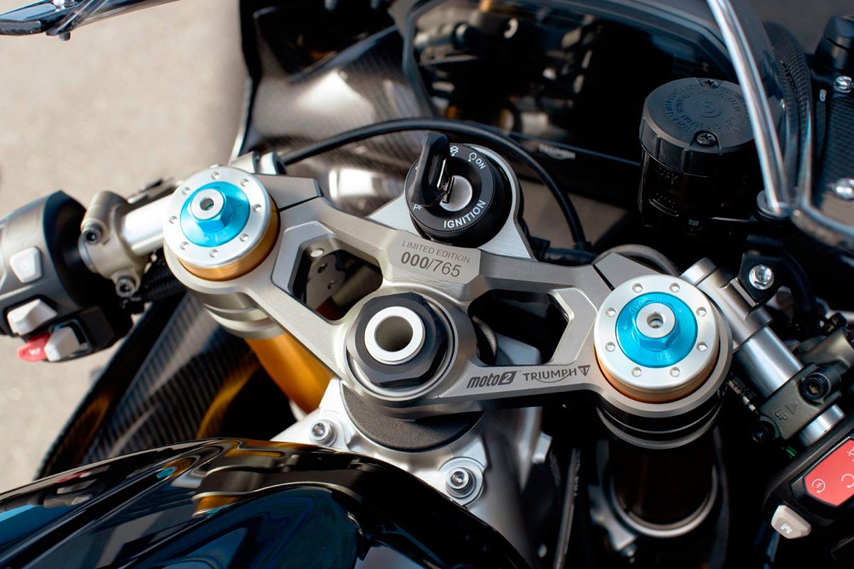 Triumph Special Edition Moto2 4