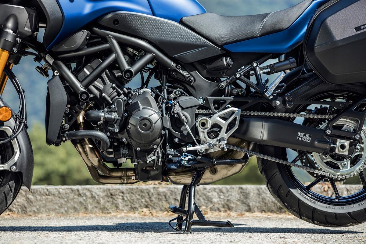 Yamaha Niken GT 2