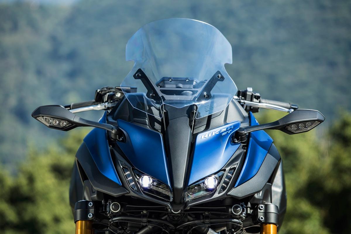 Yamaha Niken GT 9