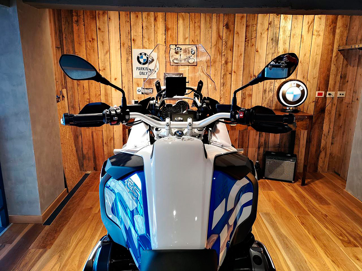 BMW Motorrad Nordelta 1
