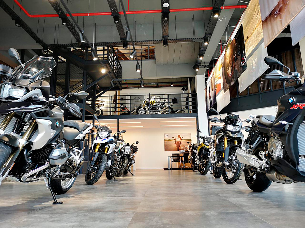 BMW Motorrad Nordelta 5