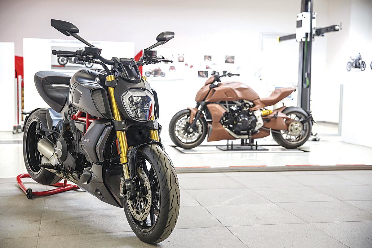 Ducati Design 5