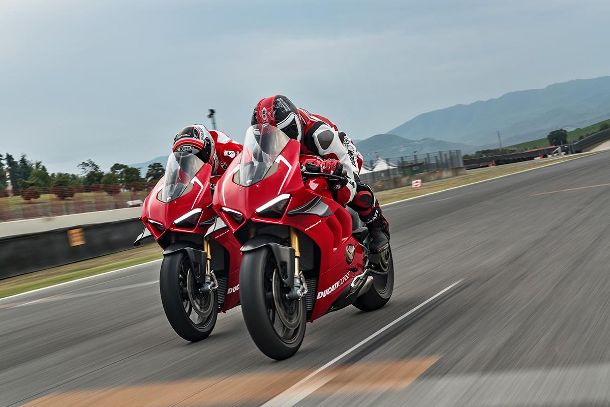 Ducati Panigale V4S Frankfurt Salon Automovil 1