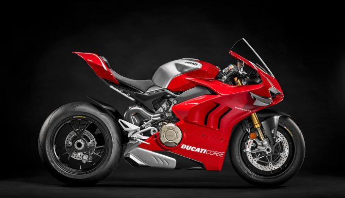 Ducati Panigale V4S Frankfurt Salon Automovil 2