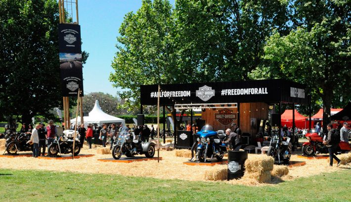 Harley Davidson® en Autoclásica 2019 1