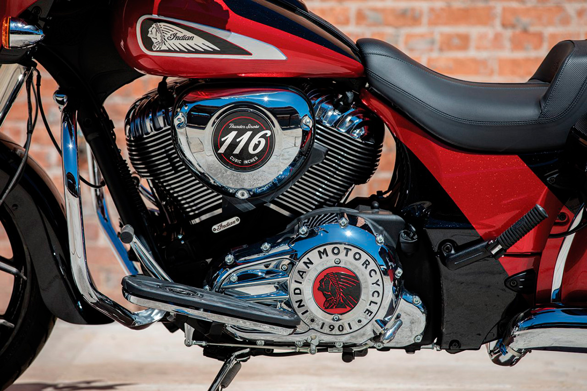 Indian Motorcycle 2020 5