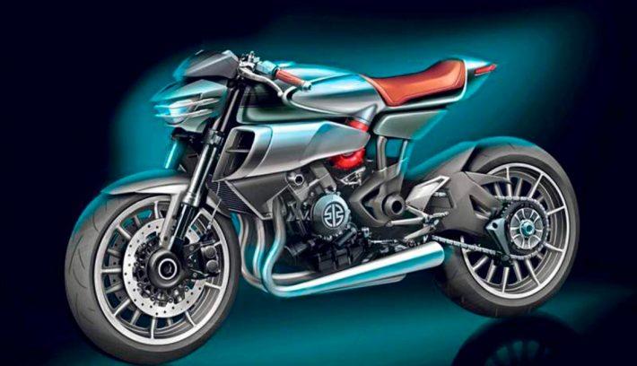 Kawasaki sobrealimentada