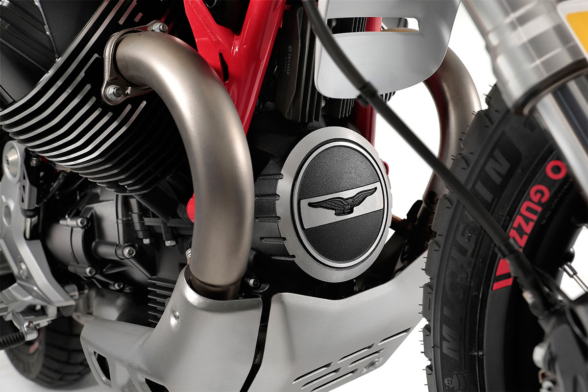 Moto Guzzi V85 TT 5
