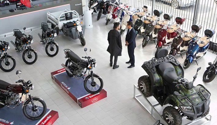 Concesionario motos