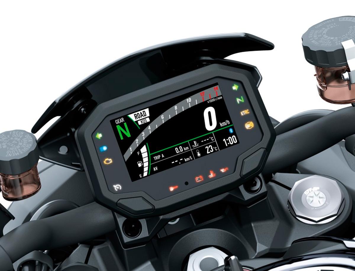 Kawasaki Z H2 5